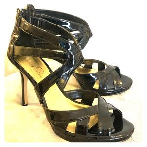 Marc Fisher patent leather heels